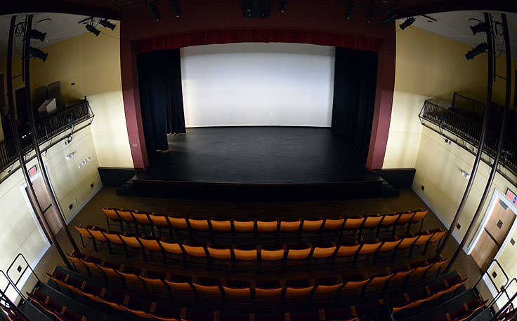 Arts of the Albemarle Theater in Elizabeth City, NC